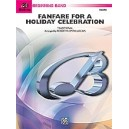 Smith, Robert W, (arranger) - Fanfare For A Holiday Celebration