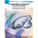 """Ployhar, James D, (arranger) - A Nations Prayer (based On \""""god Of Our Fathers\"""" And \""""the Battle Hymn Of The Republic\"""")"""