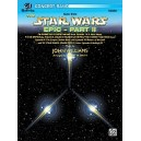 Williams, J, arr. Smith, R.W - The Star Wars Epic - Part Ii, Suite From - Featuring: Princess Leias Theme / Imperial March / The