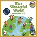 Albrecht/Althouse - Its A Wonderful World (countries A-z) - 25 Unison Songs for Young Singers (Listening (Sing & Learn))