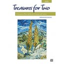 ed Beck - Treasures For Two - 10 Exceptional Duets for Recitals, Concerts, and Contests