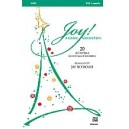 arr. Jay Althouse - Joy! A Carol Collection - Twenty (I)a cappella(/I) Christmas Favorites