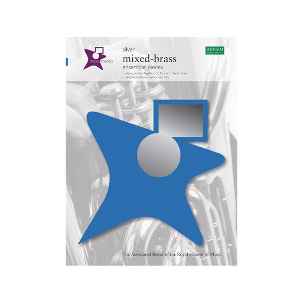 Music Medals Silver Mixed-Brass Ensemble Pieces