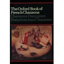 The Oxford Book of French Chansons - Dobbins, Frank