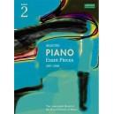 Selected Piano Exam Pieces 2007-2008  Grade 2