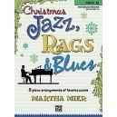 Mier, Martha - Christmas Jazz, Rags & Blues