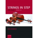Strings in Step Cello Book 1 (Book and CD) - Dobbins, Jan