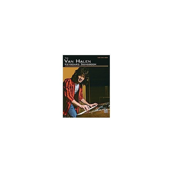 Van Halen - The Van Halen Keyboard Songbook - Piano/Vocal/Chords