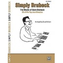 Nelson, Bruce - Simply Brubeck - The Music of Dave Brubeck -- 26 of His Top Jazz Classics