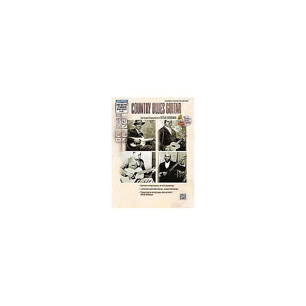 Grossman, Stefan - Stefan Grossmans Early Masters Of American Blues Guitar - Country Blues Guitar