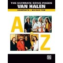Van Halen - The Ultimate Song Pages Van Halen -- A To Z - Guitar TAB