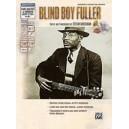 Grossman, Stefan (editor) - Stefan Grossmans Early Masters Of American Blues Guitar - Blind Boy Fuller
