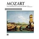 Mozart ed badura-skoda,P - Nine Variations On A Minuet By Duport, K. 573