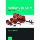 Strings in Step Viola Book 1 (Book and CD) - Dobbins, Jan