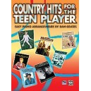 Coates, Dan Arranger - Country Hits For The Teen Player - Easy Piano