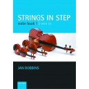 Strings in Step Violin Book 1 (Book and CD) - Dobbins, Jan