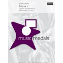 Music Medals Brass 2 Options Practice Book