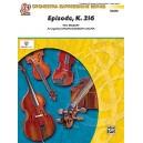Mozart, W.A, arr. Dackow, S - Episode, K. 216