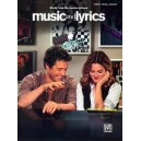 Various - Music And Lyrics (music From The Motion Picture) - Piano/Vocal/Chords