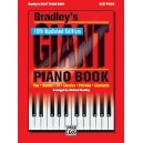 Bradley, Richard (Arranger) - Bradleys New Giant Piano Book
