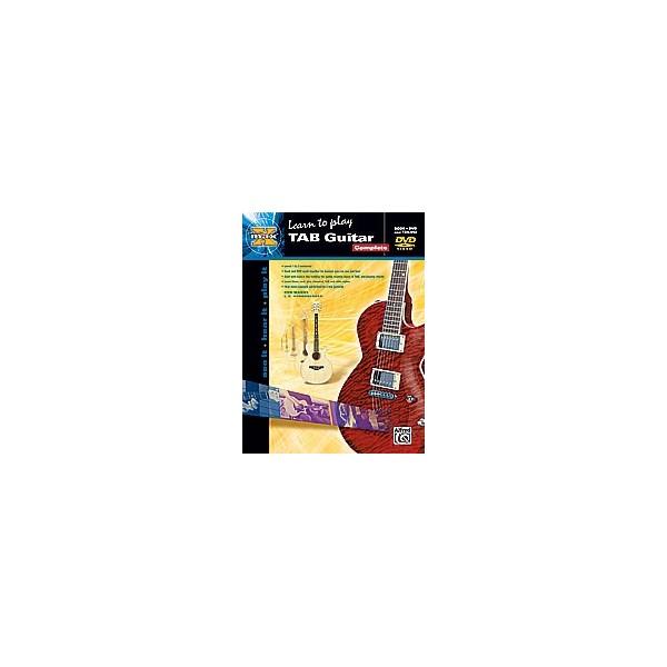 Manus,R,  - Alfreds Max Tab Guitar Complete