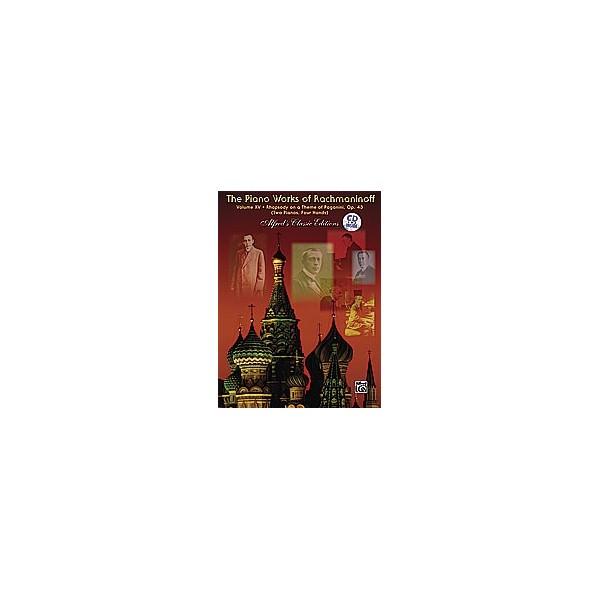 Rachmaninoff, Sergei - The Piano Works Of Rachmaninoff - Rhapsody on a Theme of Paganini