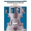 Vivaldi, A, arr. LaJoie, T - Concerto In G Major
