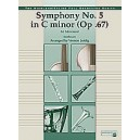 Beethoven, L.V, arr. Leidig, V - Beethovens Symphony No. 5, 1st Movement