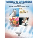 Fox, Dan (arranger) - Worlds Greatest Wedding Music - 50 of the Most Requested Wedding Pieces