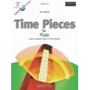 Time Pieces for Flute  Volume 3 with SmartMusic CD-Rom