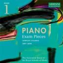 Piano Exam Pieces 2007-2008  Grade 1 (CD)