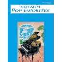 Schaum, Wesley (arranger) - Schaum Pop Favorites - B -- The Blue Book