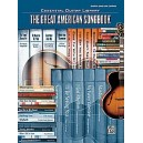 Various - Essential Home Library - The Great American Songbook for Guitar (C Edition Fakebook)