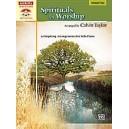 Taylor,Calvin (arranger) - Spirituals For Worship - 10 Inspiring Arrangements for Solo Piano