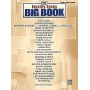 Various - The Country Songs Big Book - Piano/Vocal/Chords