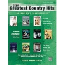 Various - 2007 Greatest Country Hits - Piano/Vocal/Chords