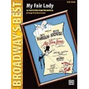 Coates, Dan (arranger) - Selections From My Fair Lady - Easy Piano
