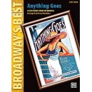 Plumblee, Greg (arranger) - Anything Goes (broadways Best) - 8 Selections from the Musical (Easy Piano)