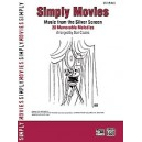 Coates, Dan (arranger) - Simply Movies - Music from the Silver Screen -- 20 Memorable Melodies