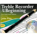 John Pitts: Treble Recorder From The Beginning - Book And CDs (Revised Edition) - Pitts, John (Author)