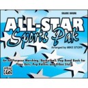 Story, Mike (arranger) - All-star Sports Pak (an All-purpose Marching/basketball/pep Band Book For Time Outs, Pep Rallies And Ot