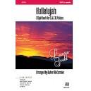 Decormier, R, (arranger) - Hallelujah - 5 Spirituals for S.A.T.B. Voices