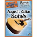 Various - The Complete Idiots Guide To Acoustic Guitar Songs - 30 Acoustic Guitar Hits