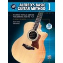 Manus,M,  - Alfreds Basic Guitar Method