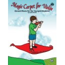 Martin, Joanne - Magic Carpet For Violin - Concert Pieces for the Youngest Beginners