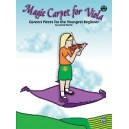 Martin, Joanne - Magic Carpet For Viola - Concert Pieces for the Youngest Beginners