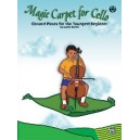 Martin, Joanne - Magic Carpet For Cello - Concert Pieces for the Youngest Beginners