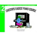 Chesters Easiest Piano Course: Book 2 - Special Edition - Barratt, Carol (Author)
