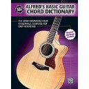Manus,Morton - Alfreds Basic Guitar Chord Dictionary