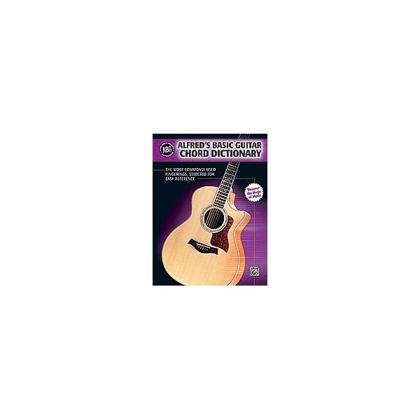 Manus,Morton - Alfreds Basic Guitar Chord Dictionary